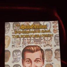 Libros de segunda mano: THE SUBGENIUS PSYCHLOPAEDIA OF SLACK - J R BOB DOBBS - RUNNING PRESS 2006. Lote 151988065