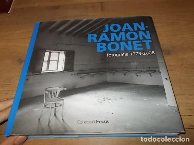 Libros de segunda mano: JOAN RAMON BONET. FOTOGRAFIA 1973-2008. DEDICATORIA Y FIRMA ORIGINAL DEL ARTISTA. SOLLERIC. MALLORCA - Foto 2 - 153120070