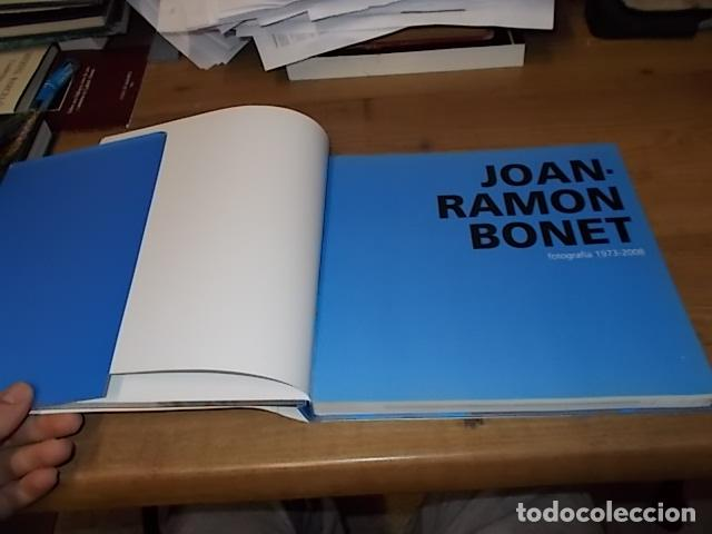 Libros de segunda mano: JOAN RAMON BONET. FOTOGRAFIA 1973-2008. DEDICATORIA Y FIRMA ORIGINAL DEL ARTISTA. SOLLERIC. MALLORCA - Foto 3 - 153120070