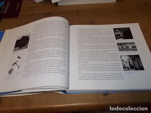 Libros de segunda mano: JOAN RAMON BONET. FOTOGRAFIA 1973-2008. DEDICATORIA Y FIRMA ORIGINAL DEL ARTISTA. SOLLERIC. MALLORCA - Foto 8 - 153120070