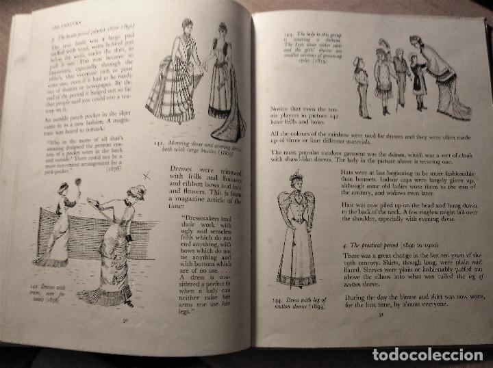 Libros de segunda mano: Costume, Cunnington, 1966 - Foto 7 - 153593102