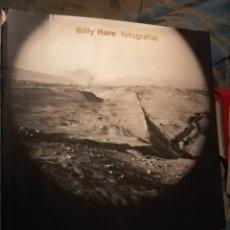 Libros de segunda mano: BILLY HARE FOTOGRAFÍAS FORMATO GRANDE CON 317 PÁGINAS, 1997. Lote 154211817