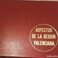Libros de segunda mano: ASPECTOS DE LA REGION VALENCIANA. Lote 154522446