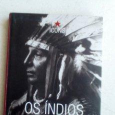 Libros de segunda mano: LOS INDIOS DE NORTEAMÉRICA - CURTIS, EDWARD S. TASCHEN. Lote 155479018