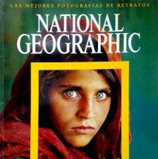 Libros de segunda mano: LOTE NATIONAL GEOGRAPHIC LAS MEJORES FOTOGRAFIAS - PAISAJES - VIDA SALVAJE - RETRATOS. Lote 155522410