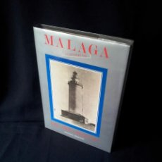 Libros de segunda mano: MALAGA IN MEMORIAM - CIEN AÑOS A PIE DE FOTO - ARGUVAL 1987. Lote 155545866