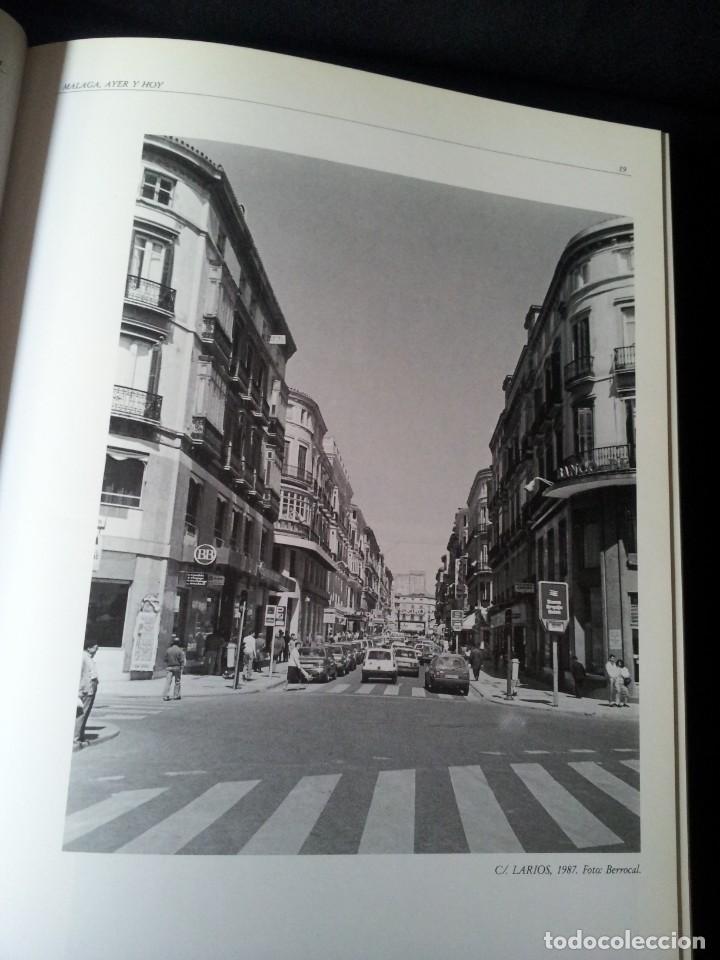 Libros de segunda mano: MALAGA IN MEMORIAM - CIEN AÑOS A PIE DE FOTO - ARGUVAL 1987 - Foto 2 - 155545866