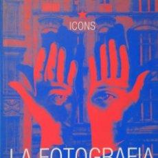 Libros de segunda mano: LA FOTOGRAFÍA DEL SIGLO XX - ICONS - TASCHEN. Lote 155588622