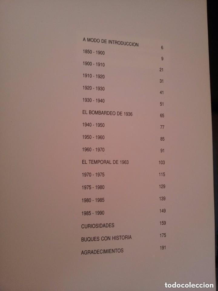 Libros de segunda mano: UN PUERTO LLAMADO MALAGA - FOTOGRAFIAS PARA UNA HISTORIA (1850-1990) - CON MAPA DESPLEGABLE - 1990 - Foto 2 - 155718646