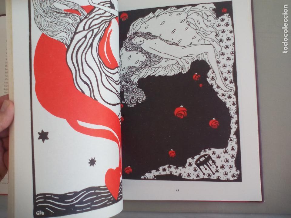 Libros de segunda mano: JUGENDSTIL.EINFÜRUNG VON L. SCHMIDT. VERGHAUS VERLAG. 1982. ART NOVEAU, MODERNISMO CARTELES - Foto 9 - 155867538