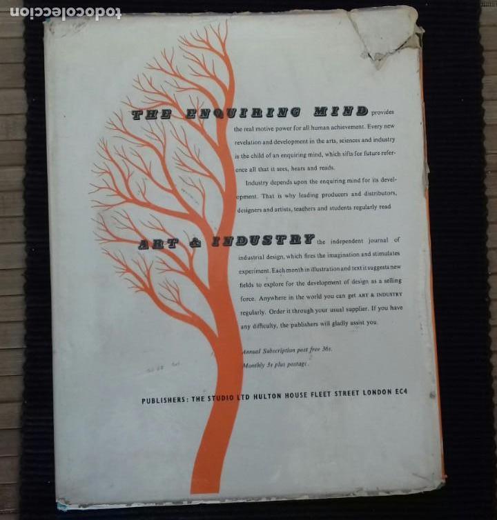 Libros de segunda mano: MODERN PUBLICITY, 1958/1959. - Foto 3 - 156729302