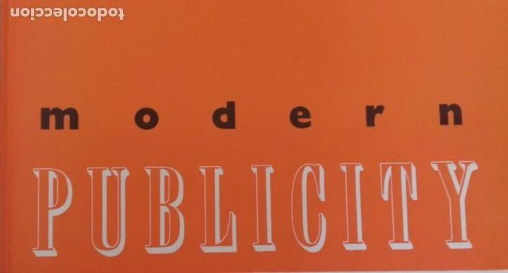 Libros de segunda mano: MODERN PUBLICITY, 1958/1959. - Foto 5 - 156729302