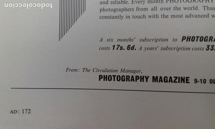 Libros de segunda mano: MODERN PUBLICITY, 1958/1959. - Foto 10 - 156729302