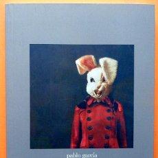 Libros de segunda mano: PABLO GARCÍA: DESIDERATUM - CATÁLOGO DE EXPOSICIÓN - MUSEO DA2 - 2010 - NUEVO. Lote 156740774