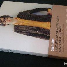 Libros de segunda mano: 2011 - 2001 / 2010 DIEZ AÑOS DE PRIMAVERA SOUND SEGÚN PACO Y MANOLO. Lote 156990902