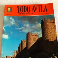 Libros de segunda mano: TODA VIDA Y SU PROVINCIA.162 FOTOGRAFÍAS A TODO COLOR. Lote 157026676