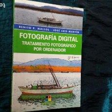 Libros de segunda mano: FOTOGRAFÍA DIGITAL. Lote 126328855