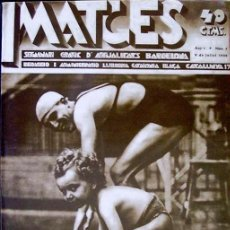 Libros de segunda mano: IMATGES 1930. BARCELONINS I MODERNS - SERGI DORIA ---- (EXEMPLAR NOU). Lote 157863302