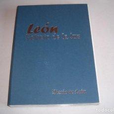 Libros de segunda mano: LIBRO LEON RETRATO DE LA LUZ. Lote 158112166