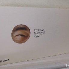 Libros de segunda mano: PASCUAL MARAGALL MIRA . Lote 158566474