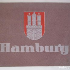 Libros de segunda mano: HAMBURG 24 ANSICHTEN. NACH PHOTOGRAPHISCHEN AUFNAHMEN IN KUPFERTIEFDRUCK. . Lote 158910210
