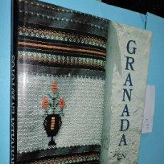 Libros de segunda mano: GRANADA EN 100 FOTOS. SILVA Y MORA, ALVARO. ED. CONFEDERACIÓN ESPAÑOLA DE CAJAS DE AHORROS.. Lote 159018126