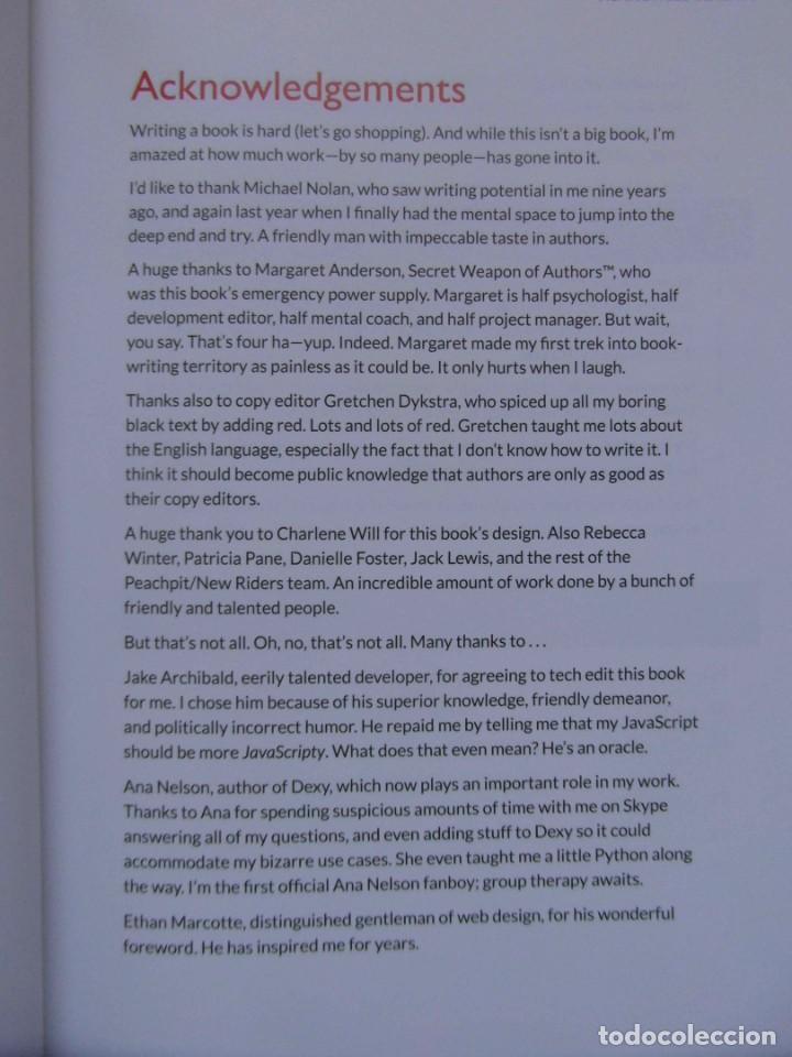 Libros de segunda mano: RESPONSIVE DESIGN WORKFLOW. STEPHEN HAY. DEBIBL - Foto 2 - 159744534
