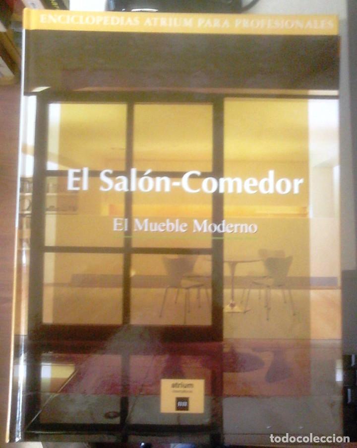 FRANCISCO ASENSIO CERVER - EL SALÓN-COMEDOR: EL MUEBLE MODERNO
