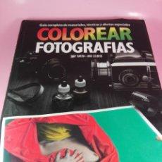 Libros de segunda mano: LIBRO-COLOREAR FOTOGRAFÍAS-JUDY MARTIN/ANNI COLBECK-1990-CELESTE EDICIONES-GUÍA COMPLETA-VER FOTOS.. Lote 160064514