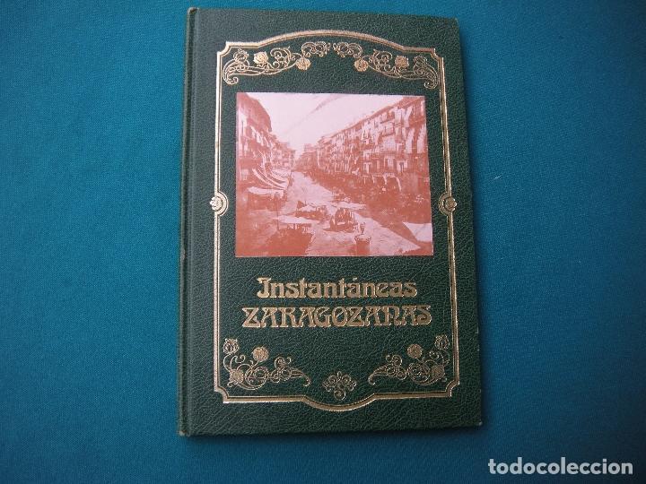 LIBRO DE FOTOS ZARAGOZA (Libros de Segunda Mano - Bellas artes, ocio y coleccionismo - Diseño y Fotografía)
