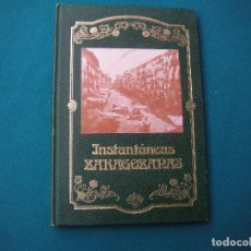 Libros de segunda mano: LIBRO DE FOTOS ZARAGOZA. Lote 160612438
