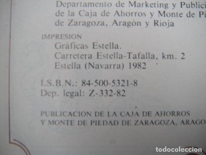 Libros de segunda mano: LIBRO DE FOTOS ZARAGOZA - Foto 2 - 160612438