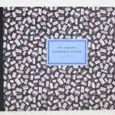 Libros de segunda mano: EL CARMEN, RODRIGUEZ ACOSTA, RAFAEL MONEO, FRANCISCO FERNÁNDEZ, 2001, GRANADA. 35X25CM. Lote 160935486