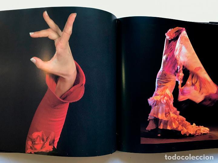 Libros de segunda mano: El Color del Baile Flamenco. Flamenco Dance Colour - Foto 2 - 161177830