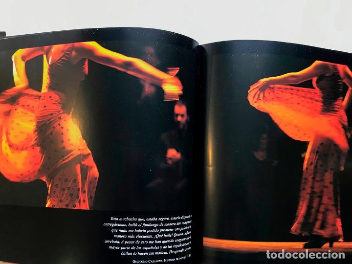 Libros de segunda mano: El Color del Baile Flamenco. Flamenco Dance Colour - Foto 3 - 161177830