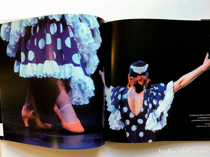 Libros de segunda mano: El Color del Baile Flamenco. Flamenco Dance Colour - Foto 4 - 161177830