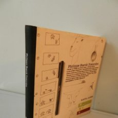 Libros de segunda mano: PHILIPPE STARCK DISTORDRE, DISEÑO / DESIGN, ELECTA-ALESSI, 1997. Lote 161281130