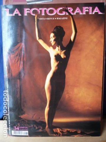 LA FOTOGRAFIA REVISTA -REVEU -MAGAZINE -N.34 (Libros de Segunda Mano - Bellas artes, ocio y coleccionismo - Diseño y Fotografía)