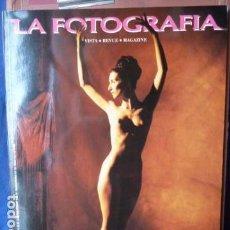 Libros de segunda mano: LA FOTOGRAFIA REVISTA -REVEU -MAGAZINE -N.34. Lote 161321278