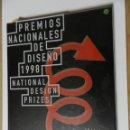 Libros de segunda mano: LIBRO PREMIOS NACIONALES DE DISEÑO 1998 PERE TORRENT PERET CAMPER Y AMAT-. Lote 161355630