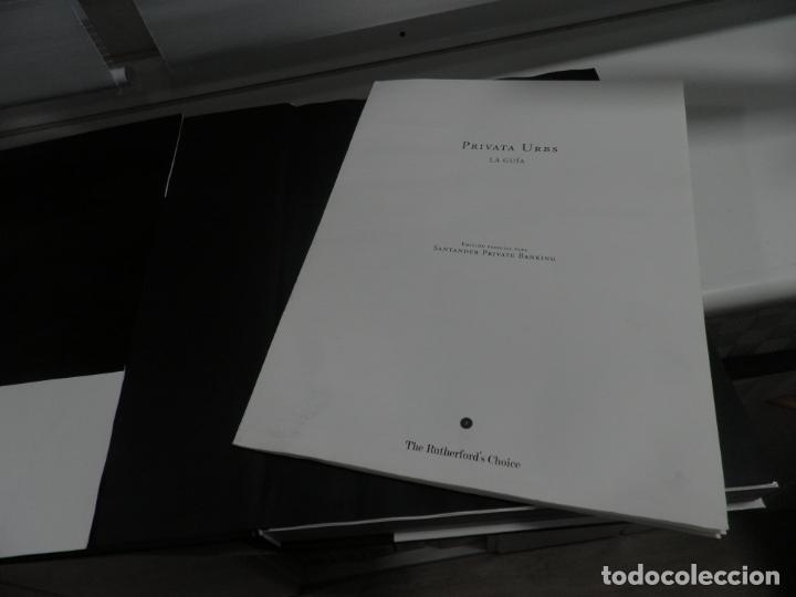 Libros de segunda mano: PRIVATA URBS. Editor-director: Rafael Rossy. Abbott & Mac Callan Publishers. Madrid, 2015 - Foto 3 - 162428370