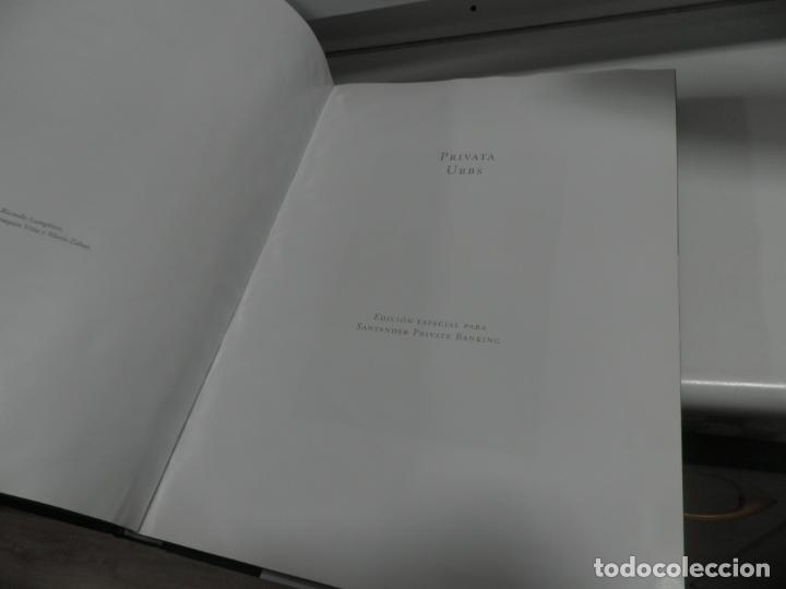 Libros de segunda mano: PRIVATA URBS. Editor-director: Rafael Rossy. Abbott & Mac Callan Publishers. Madrid, 2015 - Foto 6 - 162428370