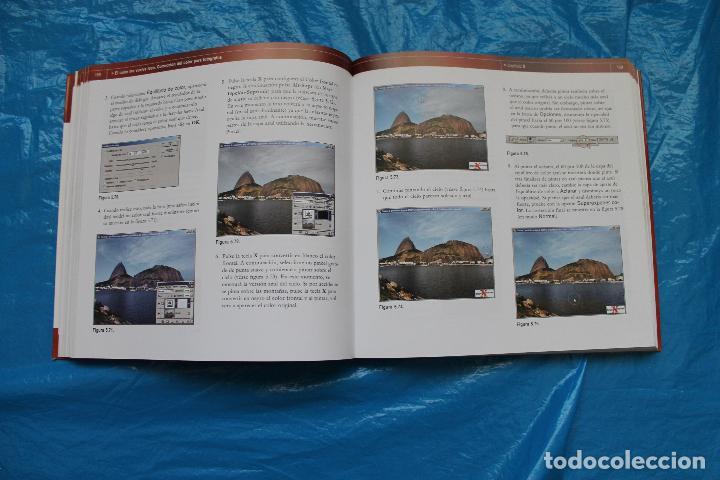 Libros de segunda mano: MANIPULA TUS FOTOGRAFIAS DIGITALES CON PHOTOSHOP CS, ANAYA MULTIMEDIA2004 - Foto 2 - 162429838