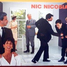 Libros de segunda mano: NIC NICOSIA - CATÁLOGO DE EXPOSICIÓN - CENTRO DE ARTE DE SALAMANCA - 2003 - NUEVO. Lote 162525050