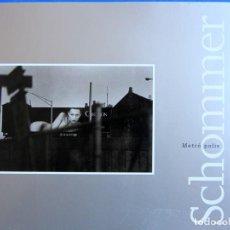 Libros de segunda mano: SCHOMMER. METROPOLIS. AYUNTAMIENTO VITORIA-GASTEIZ. 2003. Lote 234802120