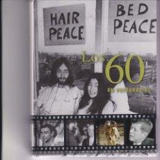 Libros de segunda mano: LOS 60 EN FOTOGRAFÍAS. PEDIDO MÍNIMO EN LIBROS: 4 TÍTULOS. Lote 163558674
