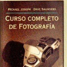 Libros de segunda mano: CURSO COMPLETO DE FOTOGRAFIA. A-FOTO-565. Lote 163725062