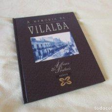 Libros de segunda mano: ÁLBUM DE POSTALES -- A MEMORIA DE VILALBA - XERAIS -- GALICIA. Lote 164613182