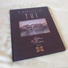Libros de segunda mano: ÁLBUM DE POSTALES -- A MEMORIA DE TUI -- XERAIS -- GALICIA. Lote 164613658
