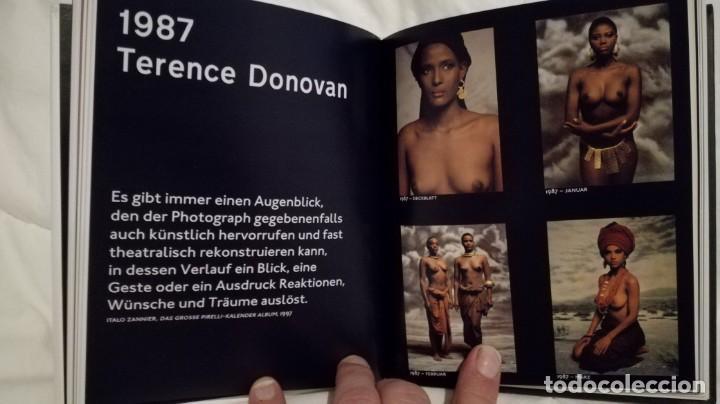 Libros de segunda mano: Libro Calendarios Pirelli - Foto 4 - 165380194